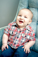Chase Roush 6 Month Portraits